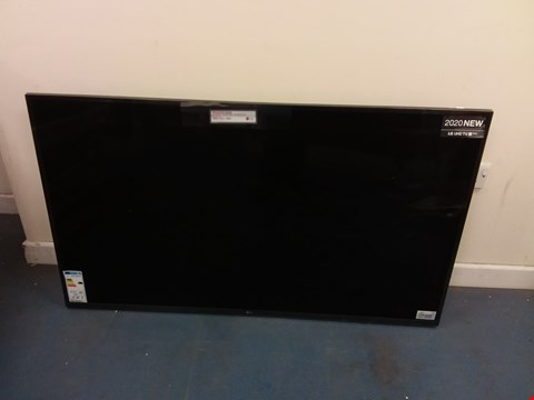 Lot 13919 LG ULTRA HD SMART THINQ TV 55""