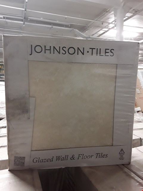 Lot 7105 PALLET OF 52 BOXES OF BRAND NEW SHALE GLAZED TILES 30X30CM