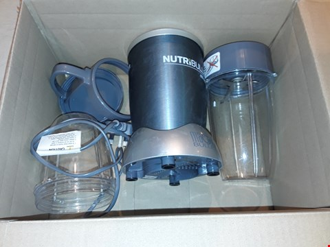 Lot 1212 NUTRIBULLET 600 SERIES BLENDER