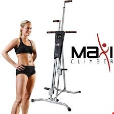 Lot 277  BOXED MAXICLIMBER VERTICAL CLIMBING FITNESS SYSTEM  RRP £149.99