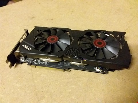 Lot 909 ASUS STRIX GTX970 DIRECT CU II GPU
