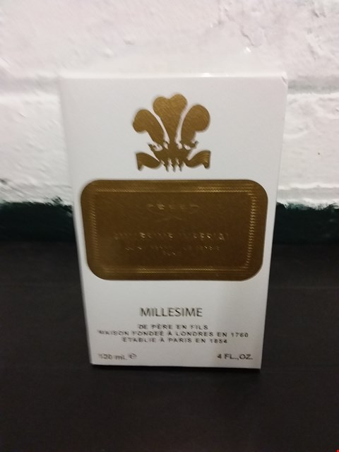 Lot 11014 BOXED CREED MILLESIME IMPERIAL 120ML