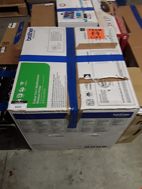 Lot 4425 BROTHER DCP-L3510CDW COLOUR LASER PRINTER