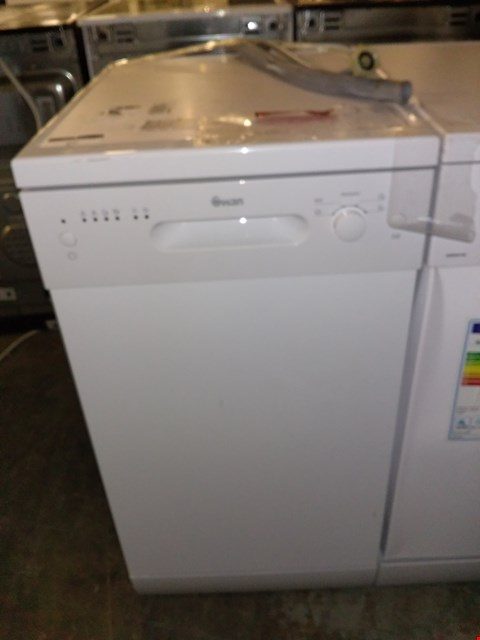 Lot 47 SWAN SDW7050W 9 PLACE SETTING SLIMLINE FREESTANDING DISHWASHER - WHITE