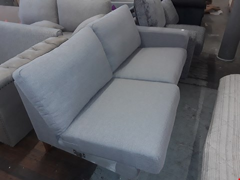 Lot 7111 LOT OF 2 SOFA SECTIONS