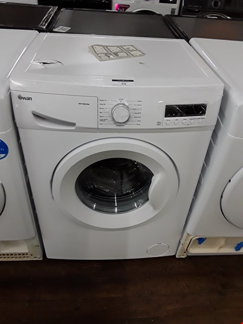 Lot 34 SWAN SW15820W WASHING MACHINE  RRP £279.99