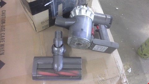 Lot 2035 DYSON V6 CORDLESS VACUUM CLEANER