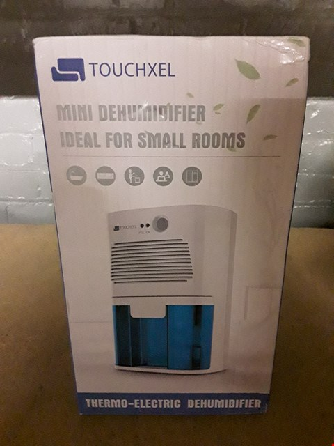 Lot 8051 TOUCHXEL MINI DEHUMIDIFIER
