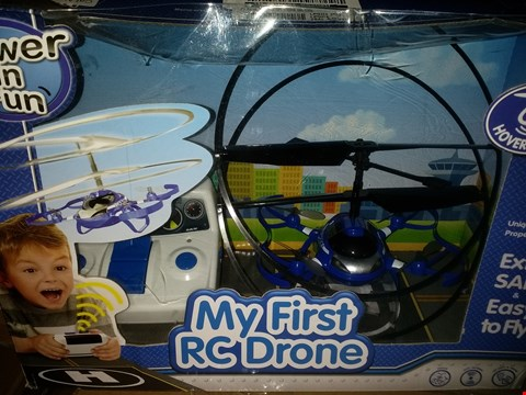 Lot 8436 SILVERLIT MY FIRST RC DRONE