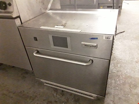 Lot 9047 MERRYCHEF OVEN