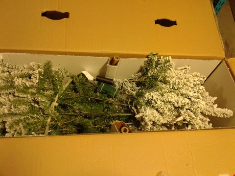 Lot 551 SB 108 FUNCTION TREE SNOW DUSTED 6FT