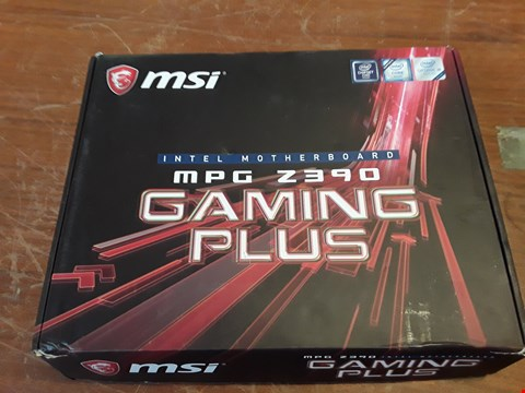 Lot 240 BOXED MSI GAMING MOTHERBOARD