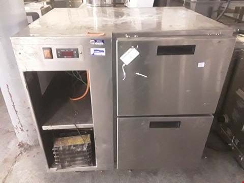 Lot 47 FRANKE FKE-80-S2 TWO DRAWER REFRIGERATION UNIT