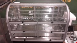 Lot 1003 LINCAT REFRIDGERATED MERCHANDISER RRP £2999