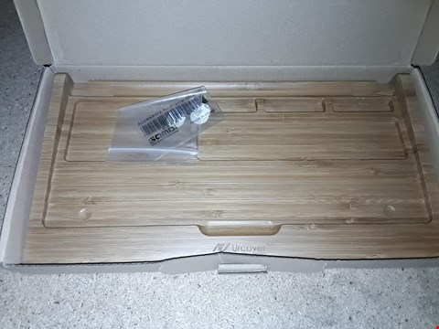 Lot 8026 URCOVER WOODEN KEYBOARD INLAY