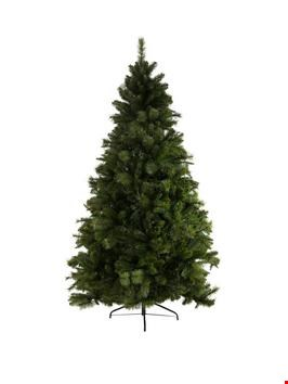 Lot 313 BOXED 6FT MAJESTIC PINE CHRISTMAS TREE.  RRP £159.99