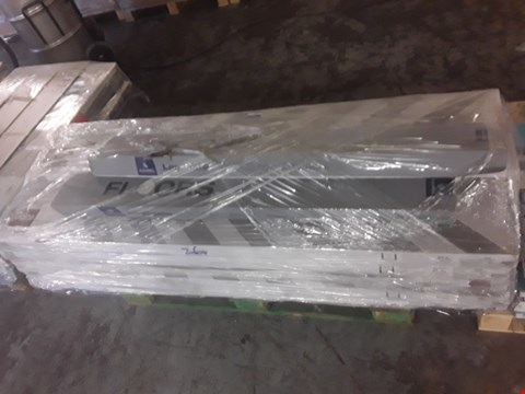 Lot 936 PALLET OF APPROXIMATELY 13 PACKS OF ASSORTED LAMINATE FLOORING