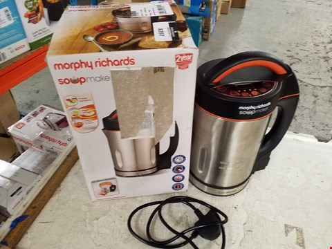 Lot 8397 MORPHY RICHARDS SOUP MAKER