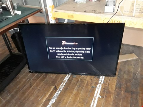 """Lot 9286 LUXOR 55"""" ULTRA HD LED TELEVISION"""