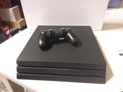 Lot 10503 BOXED PLAYSTATION PRO 1TB COSOLE RRP £450.00