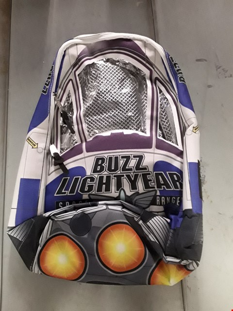Lot 768 TOY STORY BUZZ LIGHTYEAR BACKPACK