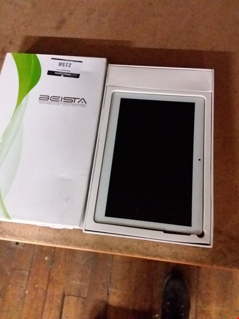 Lot 2158 BEISTA MOBILE TABLET WHITE