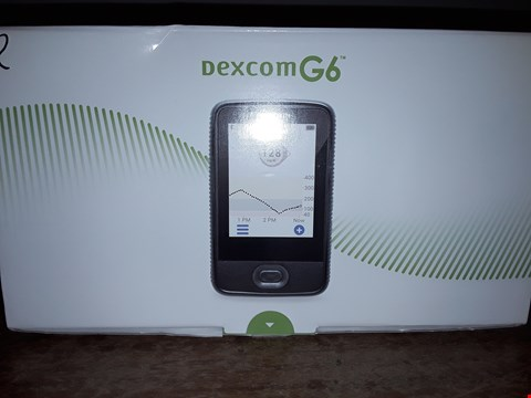 Lot 6117 BOXED DEXCOM G6 RECEIVER