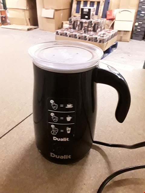 Lot 790 DUALIT MILK FROTHER 84135