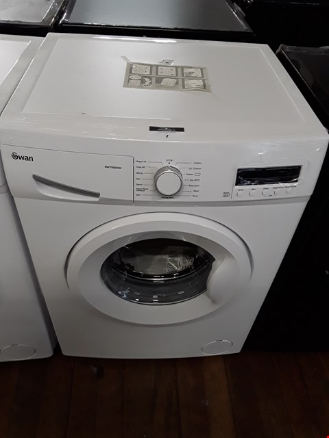 Lot 2 SWAN SW15820W WASHING MACHINE  RRP £279.99