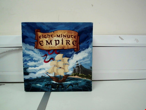 Lot 8016 EIGHT-MINUTE EMPIRE BOARD GAME