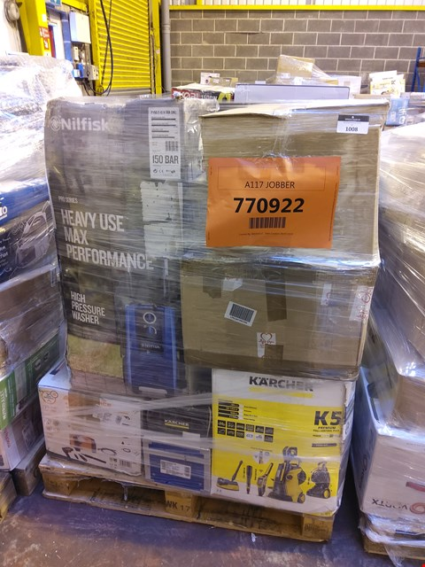 Lot 1008 PALLET OF APPROXIMATELY 31 ASSORTED ITEMS TO INCLUDE: