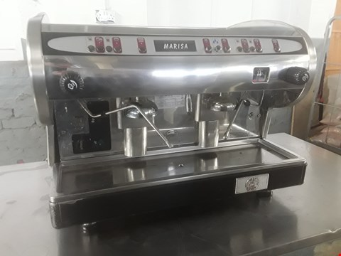 Lot 76 MARISA TWO GROUP COFFEE MACHINE