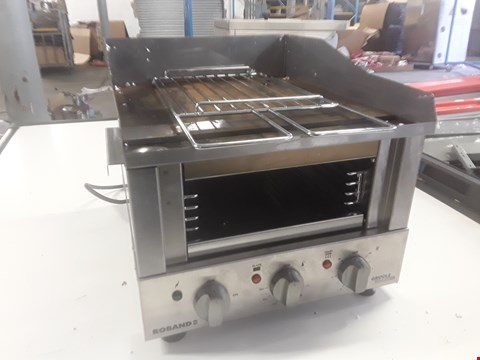 Lot 51 ROBAND GT400 GRIDDLE TOASTER  RRP £1064