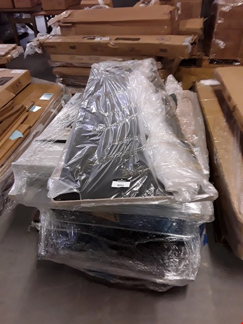 Lot 2008 PALLET OF ASSORTED FURNITURE PARTS