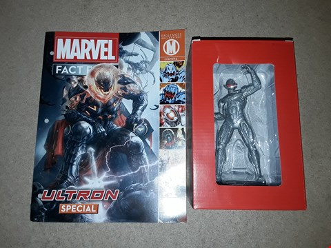 Lot 6150 BOXED MARVEL COLLECTABLE ULTRON SPECIAL FIGURINE