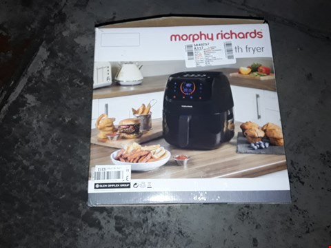 Lot 1105 MORPHY RICHARDS HEALTH FRYER