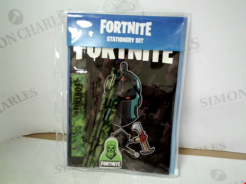 Lot 3113 FORTNITE STATIONERY SET