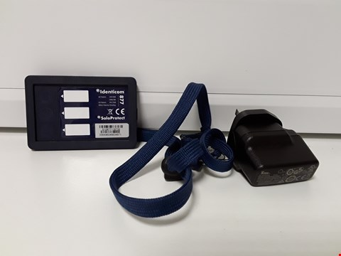 Lot 4278 BOXED SOLOPROTECT IDENTITY CARD HOLDER