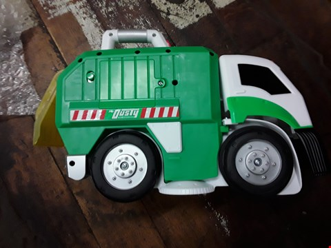 Lot 1397 DUSTY THE GARBAGE TRUCK RRP £62.99