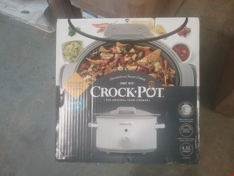 Lot 2091 CROCKPOT SLOW COOKER