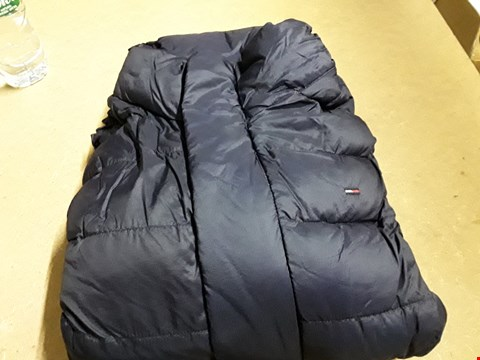 Lot 847 TOMMY JEANS PADDED JACKET NAVY SMALL RRP £189