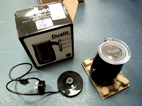 Lot 5160 DUALIT MILK FROTHER