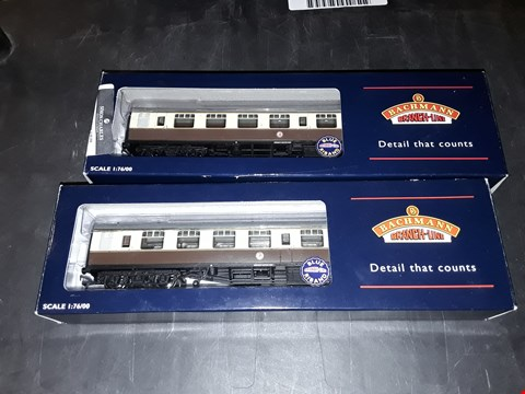 Lot 2061 2 BACHMAN BRANCH-LINE MODEL TRAINS