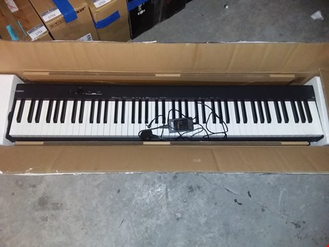 Lot 1750 CASIO CDP-S100BKC5 FULL WEIGHTED HAMMER ACTION DIGITAL PIANO