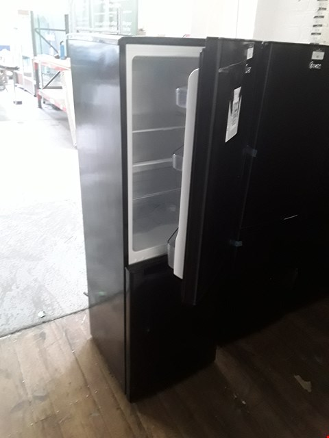 Lot 81 SWAN SR8180B BLACK 48CM FRIDGE FREEZER  RRP £169.99