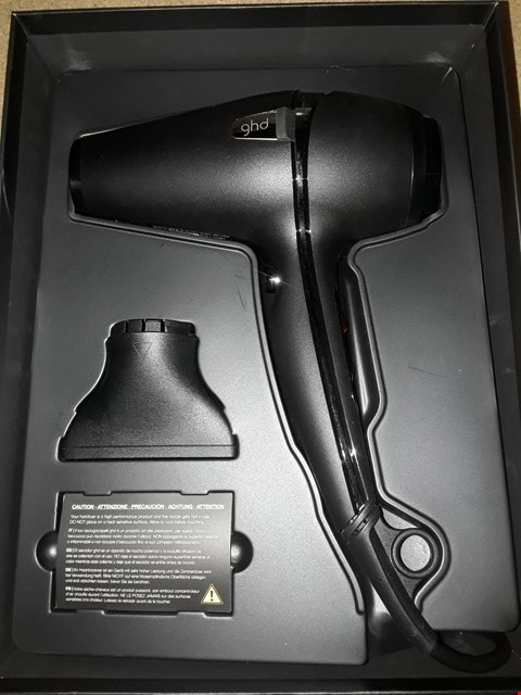 Lot 1870 GHD AIR PROFESSIONAL HAIRDRYER