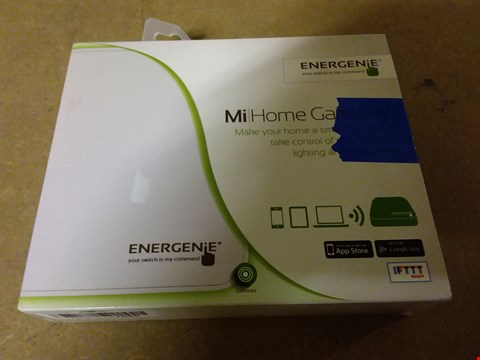 Lot 831 ENERGENIE MI HOME GATEWAY