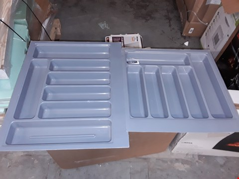 Lot 3050 LOT OF 2 KITCHEN UTENSILS TRAYS RRP £16.00