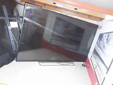 Lot 3659 TOSHIBA 43U6763DB MODEL TV - SCREEN DAMAGED