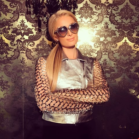 Lot 36 SHADES DONATED BY AMERICAN SOCIALITE AND ACTRESS PARIS HILTON